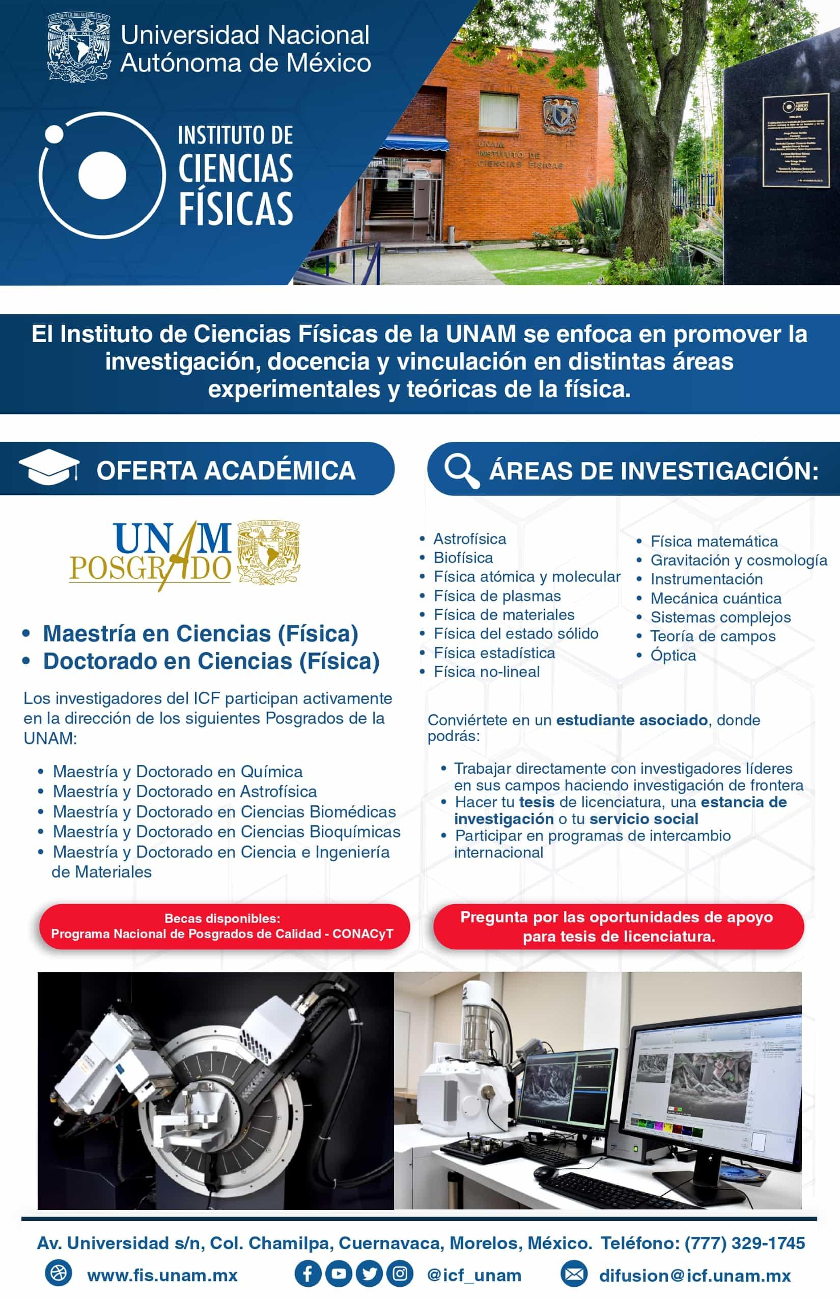 ICF UNAM